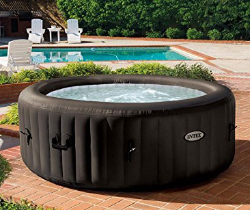 intex purespa jet massage hot tub review. Black Bedroom Furniture Sets. Home Design Ideas