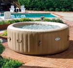 PureSpa Inflatable Hot Tub